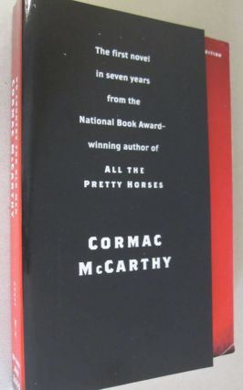No Country for Old Men. Cormac McCarthy