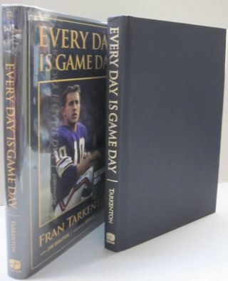 Every Day is Game Day. Fran Tarkenton, Jim Burton