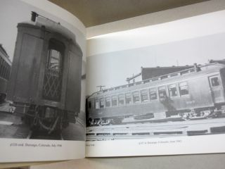 Narrow Gauge Pictorial Passenger Cars of the D&RGW Volume II.