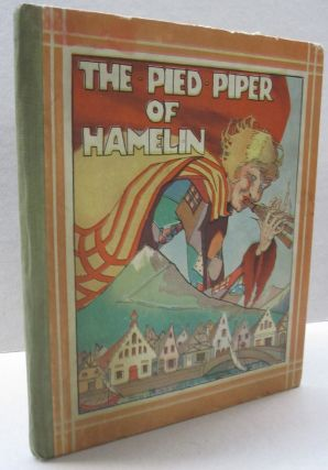 The Pied Piper of Hamelin. Robert Browning.
