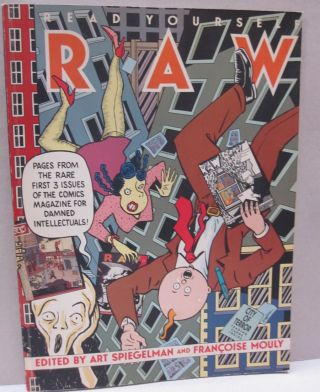 Read Yourself Raw. Art Spiegelman.