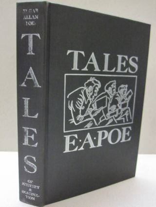 Tales of Mystery & Imagination. Edgar Allan Poe