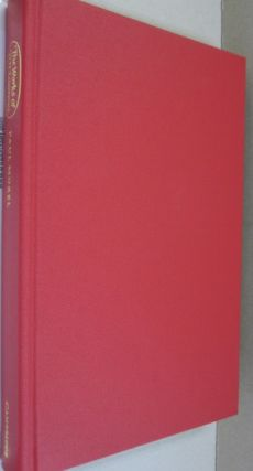 Paul Morel (The Cambridge Edition of the Works of D. H. Lawrence).