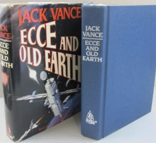 Ecce and Old Earth (Cadwal Chronicles, Book 2). Jack Vance