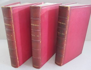 The Poetical Works of Charles Churchill; With copious Notes and a Life of the author. W. Tooke.