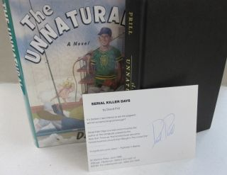 The Unnatural: A Novel. David Prill