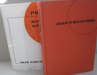 Poems New and Selected. Reed Whittmore