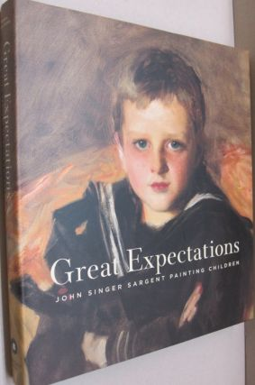 Great Expectations: John Singer Sargent Painting Children. Barbara Dayer Gallati