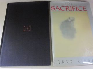 The Sacrifice. Frank Bidart