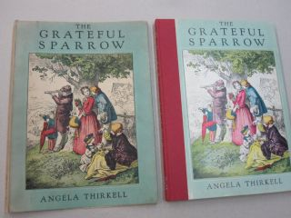 The Grateful Sparrow and Other Tales. Angela Thirkell