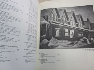 Charles Burchfield Catalogue of Paintings in Public and Private Collections.
