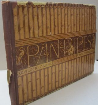 PANPIPES: A Book of Old Songs Newly Arranged with Accompaniments. Theo. Marzials.
