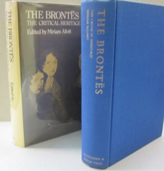 The Brontes: The Critical Heritage. -Miriam Allott