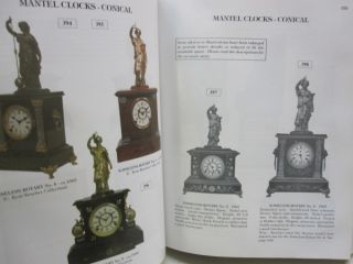 Kroeber Clocks American and Imported/With 2006 Price Update.