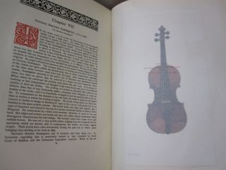 The Hawley Collection of Violins; With a History of their Makers and a brief review of the evolution and decline of the art of violin making in Italy. 1540-1800