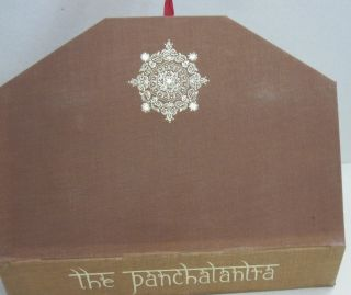 The Panchatantra. Arthur W. Ryder