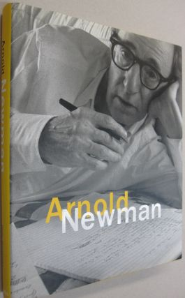 Arnold Newman. Philip Brookman