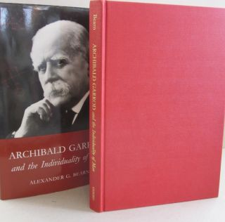Archibald Garrod and the Individuality of Man. Alexander G. Bearn