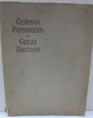 German Prisoners in Great Britain.
