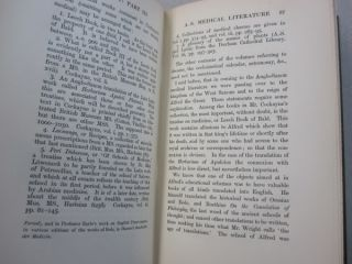 The Fitz-Patrick Lectures for 1903: English Medicine in the Anglo-Saxon Times.
