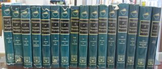 Dictionary of Scientific Biography 16 volume set. Charles Coulston Gillispie, Carl B. Boyer,...