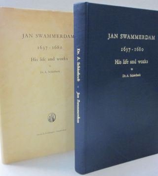 Jan Swammerdam (12 February 1637 - 17 February 1680) His Life and Works. Dr A. Schierbeek