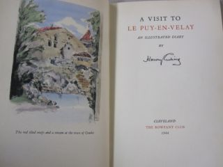 A Visit to Le-Puy-En-Velay; An Illustrated History