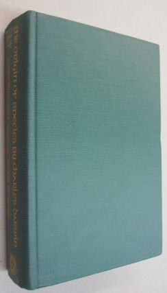The Origin of Species By Charles Darwin A Variorum Text. Charles Darwin, Morse Peckham