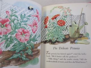 The Golden Book of Flowers.