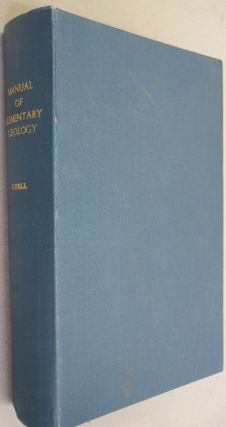 A Manual of Elementary Geology. Charles Lyell