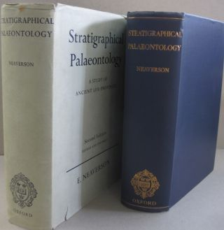 Stratigraphical Palaeontology; A Study of Ancient Life-Provinces. E. Neaverson