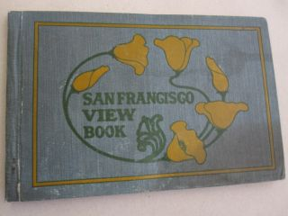 San Francisco View Book