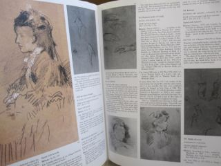 James McNeill Whistler; Drawings, Pastels and Watercolours. A Catalogue Raisonne