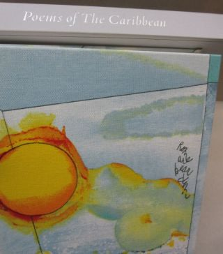 The Caribbean Poetry of Derek Wolcott and the Art of Romare Bearden. Derek Wolcott
