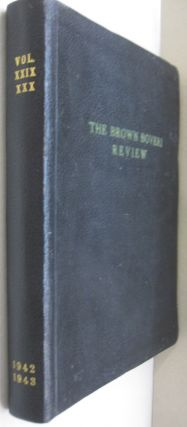 The Brown Boveri Review