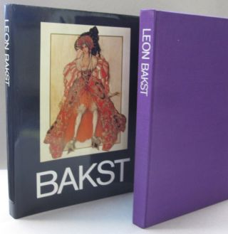 Leon Bakst; Set and Costume Designs Book Illustrations, Paintings and Graphic Works