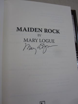Maiden Rock (A Claire Watkins Mystery).