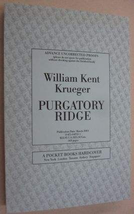 Purgatory Ridge. William Kent Krueger