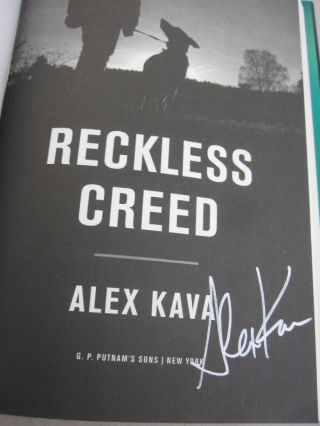 Reckless Creed (A Ryder Creed Novel).