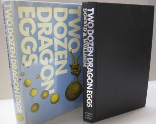 Two Dozen Dragon Eggs. Donald A. Wollheim