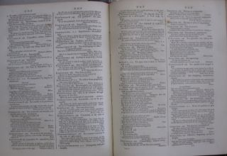 A Dictionary of the English Langauge in Five Volumes.