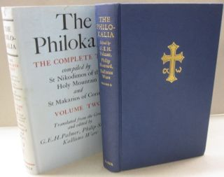 The Philokalia The Complete Text Volume Two (vol. 2). St Nikodimos of the Holy Mountain, St...