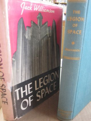 The Legion of Space. Jack Williamson