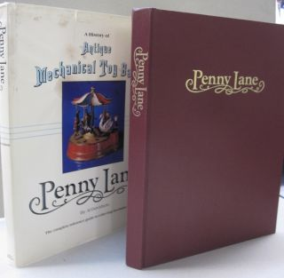 A History of Antique Mechanical Toy Banks; Penny Lane. Al Davidson
