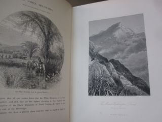 Picturesque America TWO VOLUME SET; or The Land we Live In. A Delineation by Pen and Pencil of the Mountains, Rivers, Forests, Water-Falls, Shores, Canons, Valleys, Cities, and Other Picturesque Features of our Country