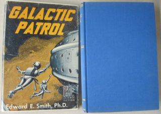 Galactic Patrol. Edward E. Smith