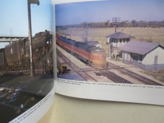 Chicago & North Western - Milwaukee Road Pictorial.
