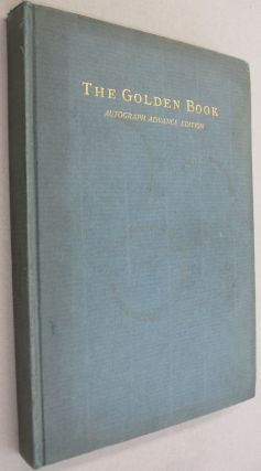The Golden Book Magazine; Volume 1 Number 1. Henry Wysham Lanier