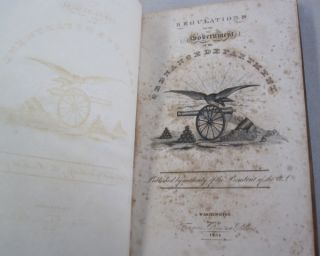 Regulations for the Government of the Ordnance Department.