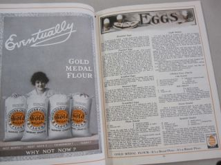 Gold Medal Flour Cook Book.